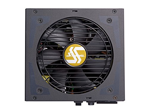 Seasonic FOCUS Plus Series SSR-850FX 850W 80+ Gold ATX12V & EPS12V Full Modular 120mm FDB Fan Compact 140 mm Size Power Supply by Seasonic (Image #3)