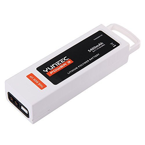 flight battery with color box, 1 pc of 5400mAh 3-Cell / 3S 11.1V LiPo