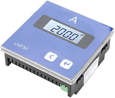 Ammeter - LNF32/ LNF32-C Digital LCD Display Single-Phase Current Ammeter(LNF32-C)
