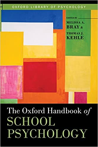 Book The Oxford Handbook of School Psychology (Oxford Library of Psychology)
