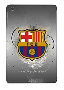 Eatcooment MGvKgGt617uTeqb Protective Case For Ipad Mini/mini 2(fc Barcelona Logo ) - Nice Gift For Lovers