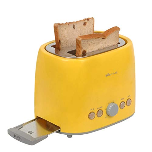 2 Slice Wide Slot Stainless Steel Toaster Bread Kitchen Home Maker 220V 680W from Yongse