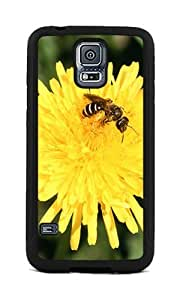 Bee on a Dandelion - Case for Samsung Galaxy S5 wangjiang maoyi