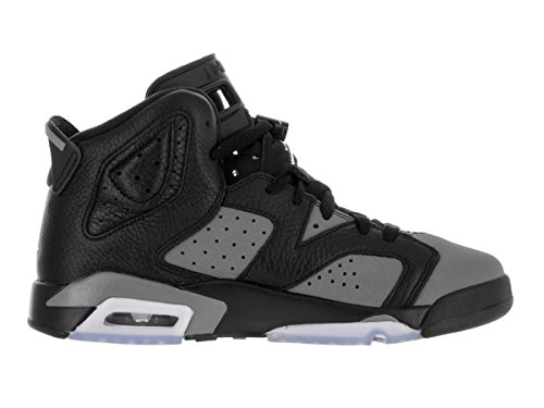 Nike Jungen Black/White-Cool Grey Basketballschuhe Schwarz (Schwarz / Weiß-Cool Grey)