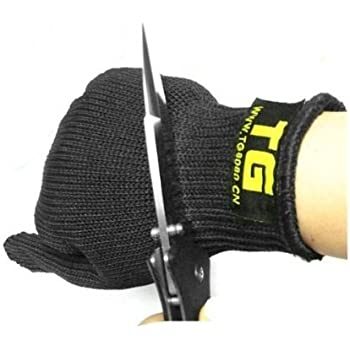 Stainless Steel Mesh Hand Glove Cut Resistant L Cut