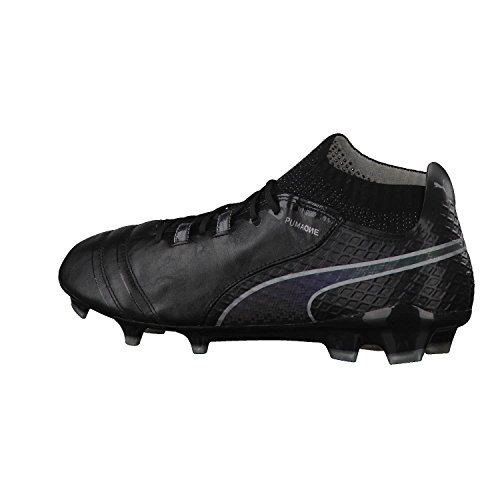 Firm Ground 17 Football 104062 One Puma De Argent 1 Chaussures AgqHYZR