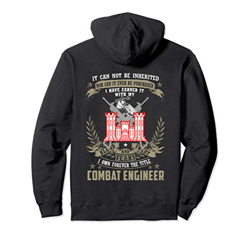 Combat Engineer Hoodie , It Can Not Be Inherited Or Purchase