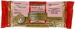 Tinkyada Brown Rice Fettucini Gluten Free, 14-Ounce (Pack of 6)