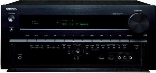 Onkyo TX-NR838 7.2 Channel Networking Home Theater Receiver Plus (1) Pair of Polk Audio TSi 300 Floorstanding Speakers