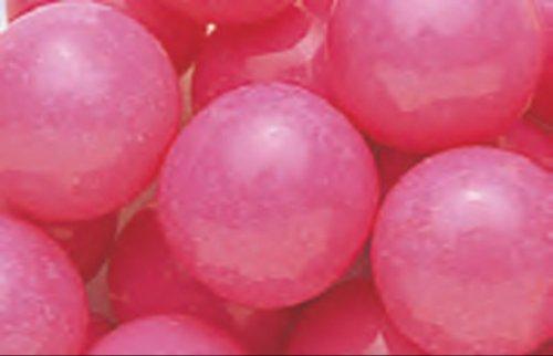 Pink lemonade 1 Inch Gumballs 1LB Bag (Lemonade Gumballs)