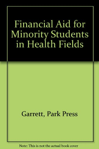 Financial Aid for Minorities in Health Fields