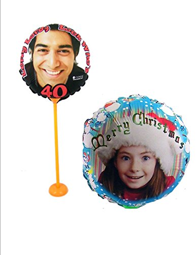 A Birthday Place Customized Image Balloon
