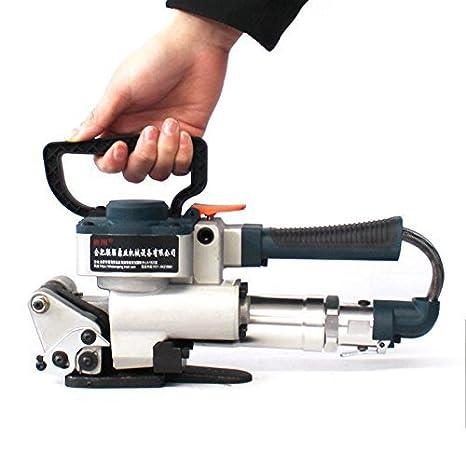 Herramientas neumáticas de mano para correas de soldadura automáticas para máquina de embalar a mano para PP PET, correa de plástico de 1/2