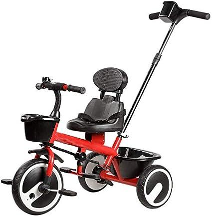 FEE-ZC Bicicleta Universal para niños con Manillar extraíble para Triciclo para bebés de 1 a 5 años