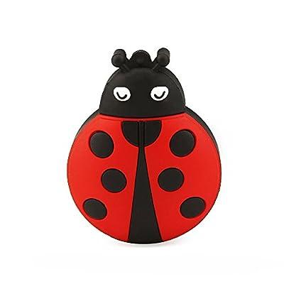 USB 2.0 Flash Drive Pendrive Cartoon Cute Animal Bee Ladybug Owl Shape Memory Stick