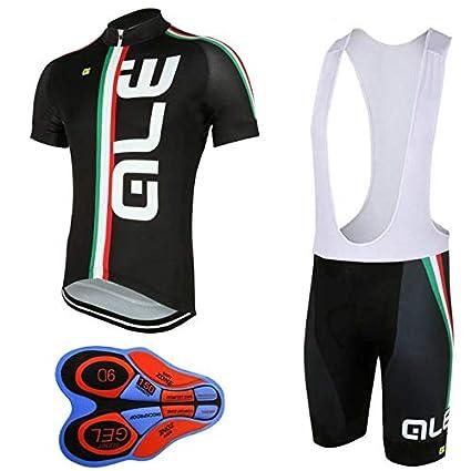 Amazon.com: BeesClover Pro Team Men Cycling Jersey Suit ...