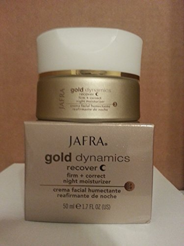 Jafra Gold Dynamics Recover Firm + Correct Night Moisturizer 1.7 Fl. Oz.