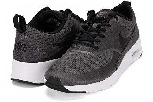 Max Dark Grey W Donna Nike Gris Txt white Black Air Scarpe da Thea Corsa 4UWqpg