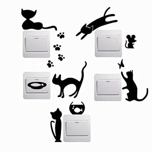 feite-5pcs-removable-cute-lovely-cat-switch-wall-sticker-vinyl-decal-home-decor