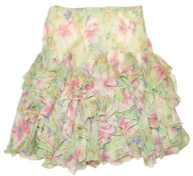 Ralph Lauren Blue Label Silk Skirt (12)