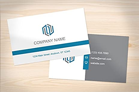 Amazon custom business cards 250 qty printed on 14 pt gloss custom business cards 250 qty printed on 14 pt gloss full color colourmoves