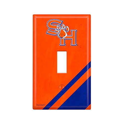 Sam Houston State University Single Toggle Light Switch Cover NCAA ()