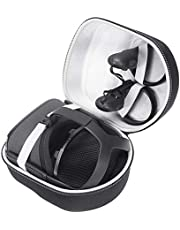 Esimen Hard Carrying Case for Oculus Quest All-in-one VR Gaming Headset and Controllers 64GB 128GB Protective Storage Travel Box (Black)