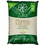 Zulka Morena Pure Cane Sugar, Unfined & Non-gmo All Natural Sugar 4lbs