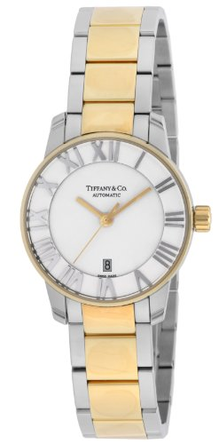 Tiffany & Co. Wristwatch Atlas Dome K18yg / Ss Automatic - Outlet Co Tiffany