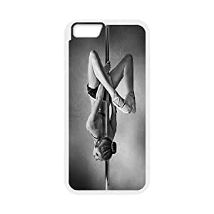 """CHENGUOHONG Phone CasePole Fitness Dancing Pattern For Apple Iphone 6,4.7"""" screen Cases -PATTERN-18"""