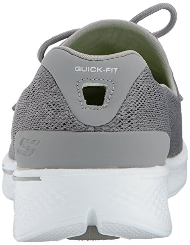 Skechers Go Walk Gray 14920 4 Womens YPwqS