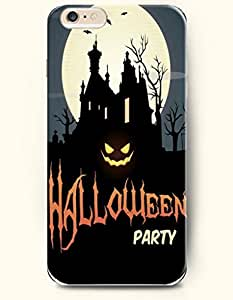 SevenArc Apple iPhone 6 Plus case 5.5 inches - Allhalloween Halloween Party In October 31