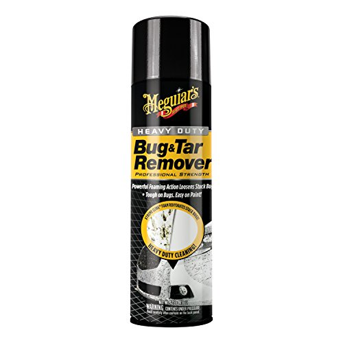 MEGUIAR'S G180515 Bug & Tar Remover (Best Tar Remover Automotive)