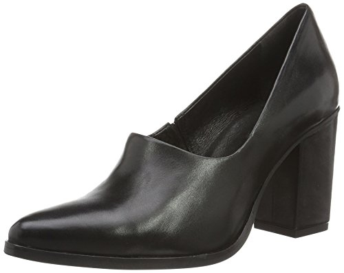 Bianco Inn. High Front Pump Exp16 - Tacones Mujer negro