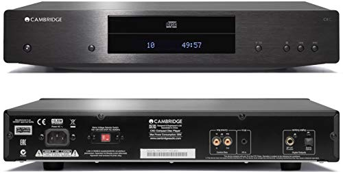 Cambridge Audio CXC CD Player Black 115V CU/JP (Black)