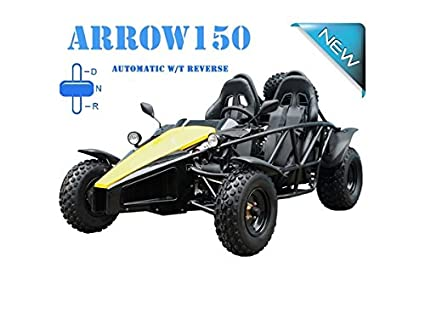 TAO TAO Brand ARROW 150cc FULL SIZE GOKART with REVERSE