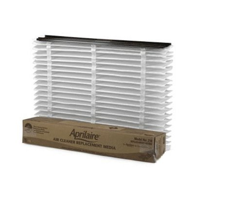 Aprilaire 213 Air Filters provide MERV 13 efficiency and fit the Aprilaire Model 4200, 3210 and 2210 Air Purifiers.