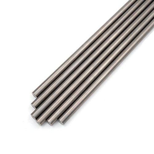 Titanium Round Bar - 10mm Titanium Grade 5 Round Bar ( .393