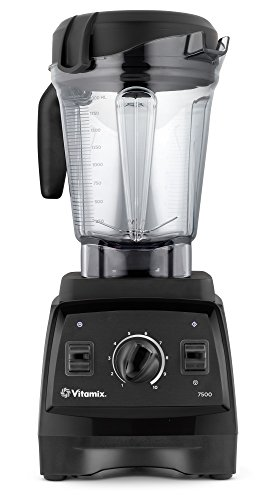 Vitamix 1969  7500 Blender, Black