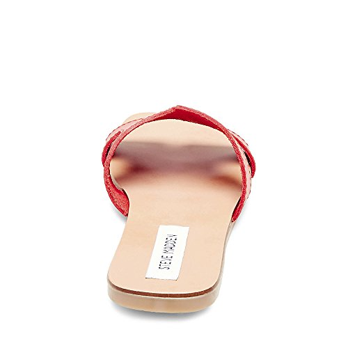 Steve Sayler Coral Women's Madden Leather Sandal x1zfB