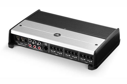 12 Amplifier Channel (JL Audio XD600/6v2 6-channel car amplifier - 75 watts RMS x 6)