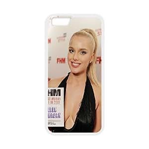 iPhone 6 4.7 Inch Cell Phone Case White ha06 helen flanagan girl face SLI_786731