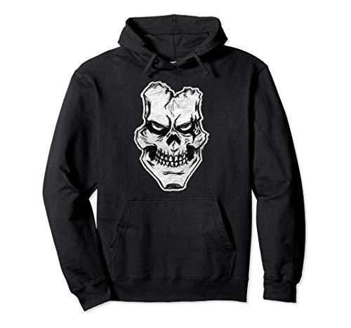 Creepy Ghoul Vintage Hoodie
