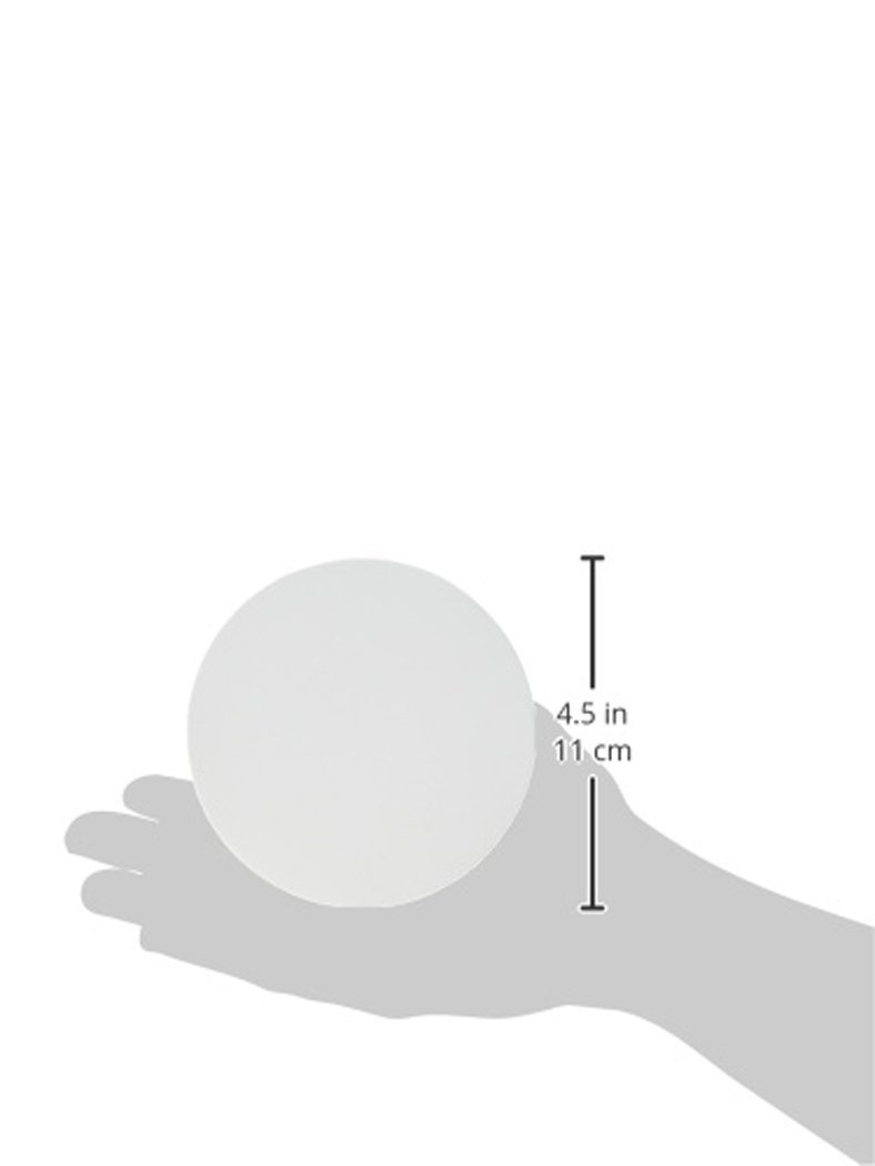 LaMotte 0463 Filter Paper for Individual Test Kits Pack of 100 Slow Speed 11cm Diameter