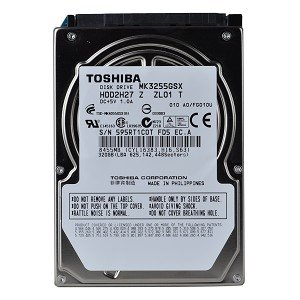 Toshiba MK3255GSX 320GB SATA/300 5400RPM 8MB 2.5