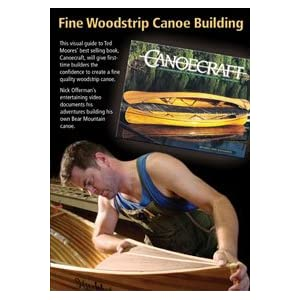High-grade Woodstrip Canoe Building with Nick Offerman