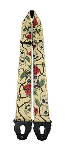 Perris Leathers Guitar Strap (TWSPL-7058)