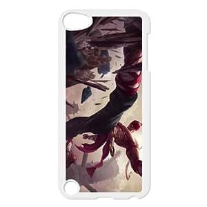 iPod Touch 5 Case White League of Legends LeeSin 0 LK1638900