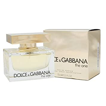 Image Unavailable. Image not available for. Color  Dolce   Gabbana The One  By Dolce   Gabbana For Women. Eau De Parfum Spray ea5f9e6cdf3c