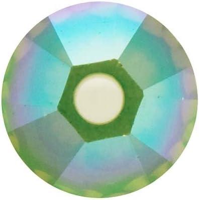 5328 Swarovski® Crystal Bicone Beads Pacific Opal AB 2X
